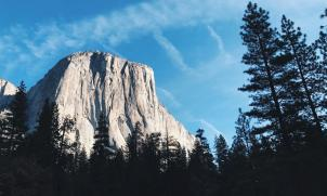 El Capitan: rock chief